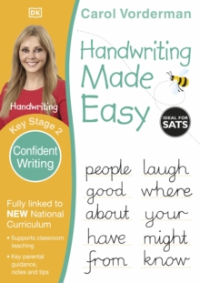 Handwriting Made Easy Confident Writing KS2, Paperback