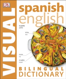 Spanish-English Bilingual Visual Dictionary, Paperback