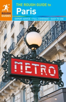 The Rough Guide to Paris, Paperback