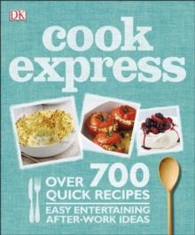 Cook Express, Paperback