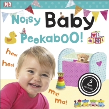Noisy Baby Peekaboo!, Board book