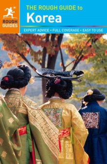 The Rough Guide to Korea, Paperback