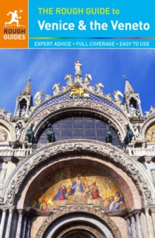 The Rough Guide to Venice & the Veneto, Paperback Book
