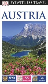 DK Eyewitness Travel Guide: Austria, Paperback