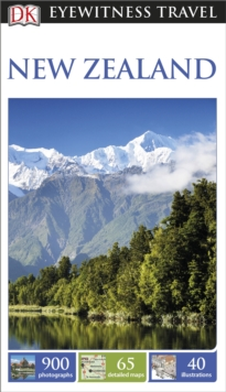 DK Eyewitness Travel Guide: New Zealand, Paperback