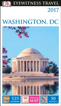 DK Eyewitness Travel Guide Washington, DC, Paperback