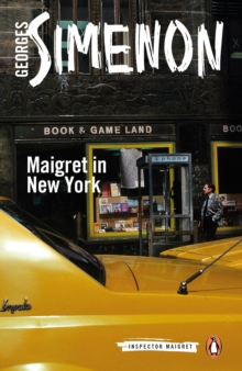 Maigret in New York, Paperback