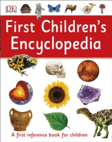 First Children's Encyclopedia, Paperback Book