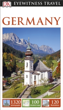 DK Eyewitness Travel Guide: Germany, Paperback