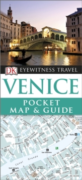 DK Eyewitness Pocket Map and Guide: Venice, Paperback