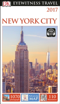 DK Eyewitness Travel Guide New York City, Paperback