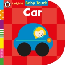 Baby Touch: Car, Board book