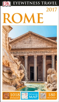 DK Eyewitness Travel Guide Rome, Paperback