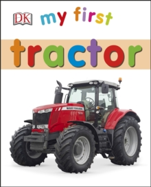 My First Tractor, Board book