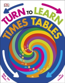 Turn to Learn Times Tables, Board book
