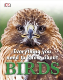 Everything You Need to Know About Birds, Hardback Book