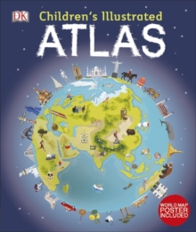 Children's Illustrated Atlas, Hardback