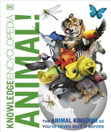 Knowledge Encyclopedia: Animals!, Hardback Book