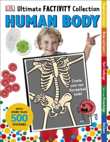 Ultimate Factivity Collection Human Body, Paperback