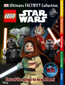 LEGO Star Wars Ultimate Factivity Collection, Paperback