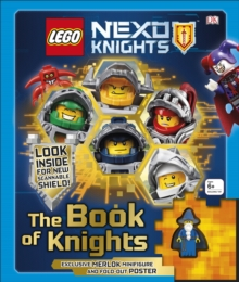 LEGO NEXO KNIGHTS: The Book of Knights, Mixed media product