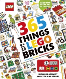 365 Things to Do with LEGO Bricks, Electronic book text