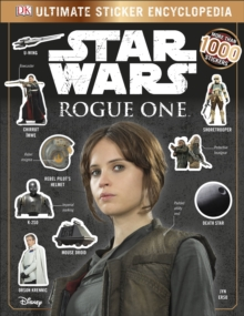Star Wars Rogue One Ultimate Sticker Encyclopedia, Paperback Book