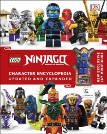 LEGO Ninjago Character Encyclopedia Updated Edition, Electronic book text Book