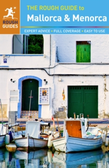 The Rough Guide to Mallorca & Menorca, Paperback Book