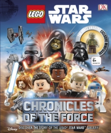 LEGO Star Wars Chronicles of the Force, Hardback
