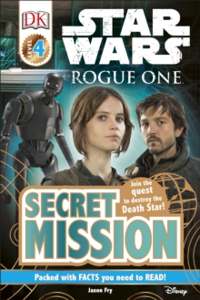 Star Wars: Rogue One Secret Mission, Hardback