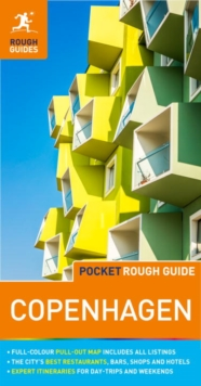 Pocket Rough Guide Copenhagen, Paperback