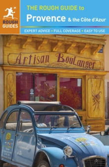 The Rough Guide To Provence And The Cote D'azur,, Paperback Book