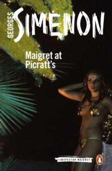 Maigret at Picratt's, Paperback Book