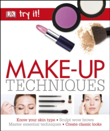 Try it! Make-Up Techniques, Paperback