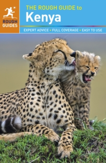 The Rough Guide to Kenya, Paperback
