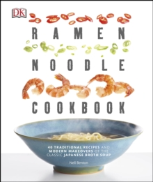 Ramen Noodle Cookbook, Paperback Book