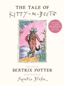 The Tale of Kitty in Boots, Hardback