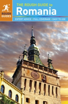 The Rough Guide to Romania, Paperback Book