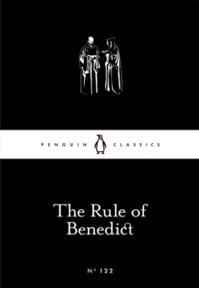 The Rule Of Benedict,, Paperback Book