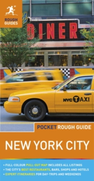 The Pocket Rough Guide New York City,, Paperback Book