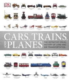 Cars, Trains & Planes, Hardback