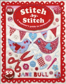 Stitch-By-Stitch, Paperback Book