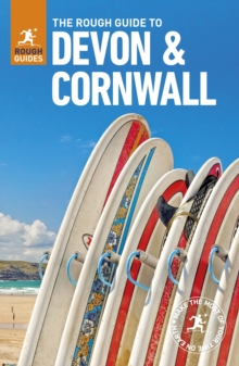 The Rough Guide to Devon & Cornwall, Paperback Book