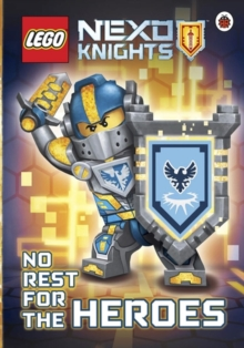 Lego NEXO Knights: No Rest for the Heroes, Paperback