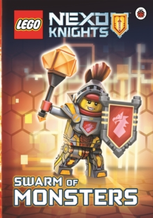 Lego NEXO Knights: Swarm of Monsters, Paperback