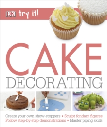 Try it! Cake Decorating, Paperback