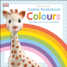Sophie Peekaboo Colours, Board book