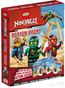 LEGO Ninjago Action Pack,  Book