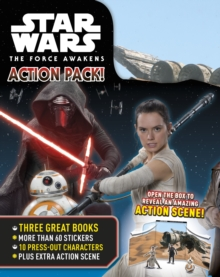 Star Wars The Force Awakens Action Pack,